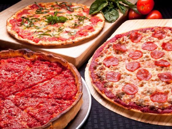 5 Las Vegas shops that serve your favorite kind of pizza
