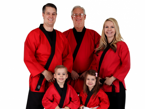 CD Young's Karate in Henderson - Vegas Born From Family and Leadership