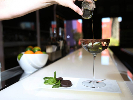 Las Vegas mixologist creates Girl Scouts Thin Mint cocktail