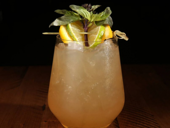 How to make the My 'Tie' cocktail from Palace Station's Boathouse restaurant