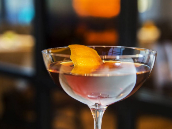 How to make Papa Salvatore cocktail from Vetri Cucina at the Palms