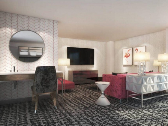 Rendering courtesy of Caesars Entertainment Corp.