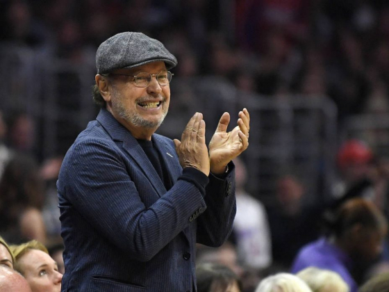 Billy Crystal to be an analyst for upcoming Clippers game