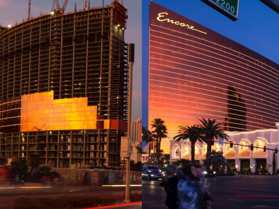 Wynn Resorts suing Resorts World Las Vegas claiming similar design