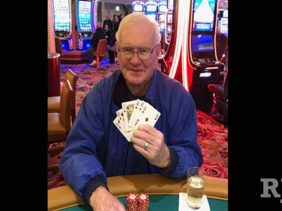 Poker player bets $5, wins $1M at Atlantic City casino