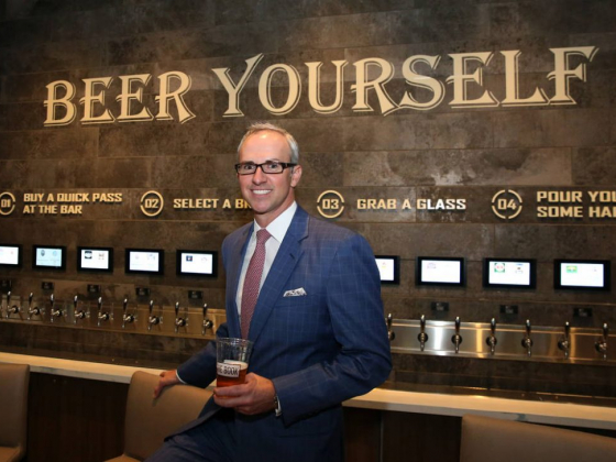 Caesars new fan caves testing ground for 'casino of the future'
