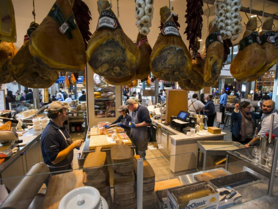 Eataly opens at Park MGM on Las Vegas Strip