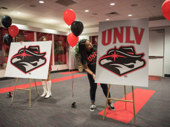 UNLV's much-criticized new logo is on the way out