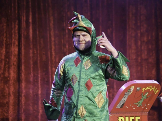Las Vegas Strip theater renamed for 'AGT' 'loser' Piff The Magic Dragon