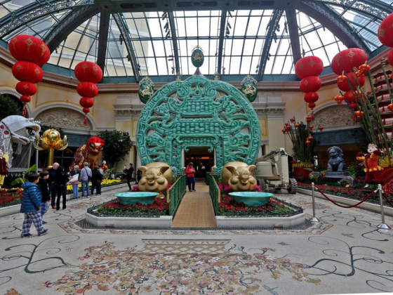 Here's where to celebrate Chinese New Year in Las Vegas