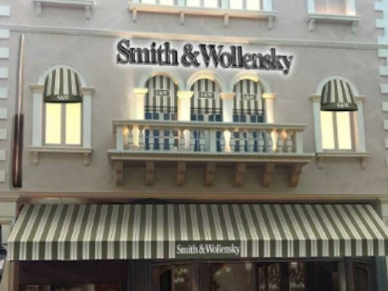 Smith & Wollensky expects spring opening on Las Vegas Strip