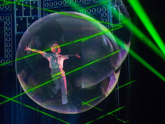 Cirque du Soleil expands empire with The Works