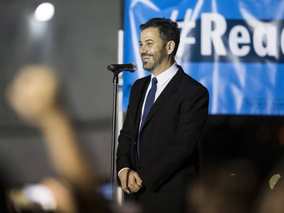 'Jimmy Kimmel Live' airing from Las Vegas in April