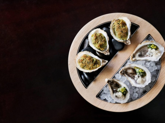 5 places to quell your craving for oysters in Las Vegas