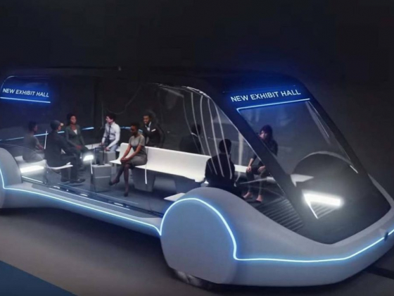 LVCVA moving ahead with underground transport system