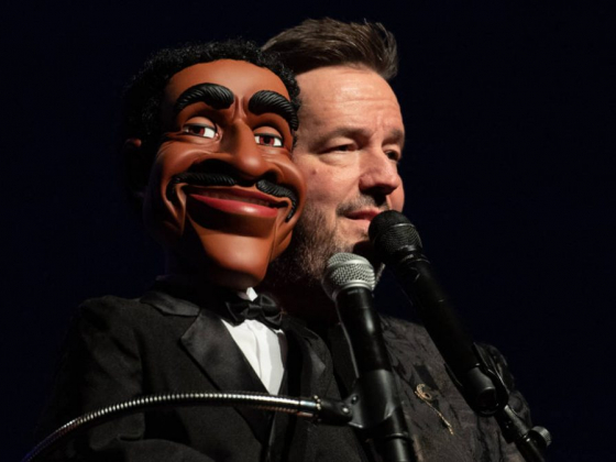 Terry Fator, a Las Vegas Strip star, summons Sammy & Dean