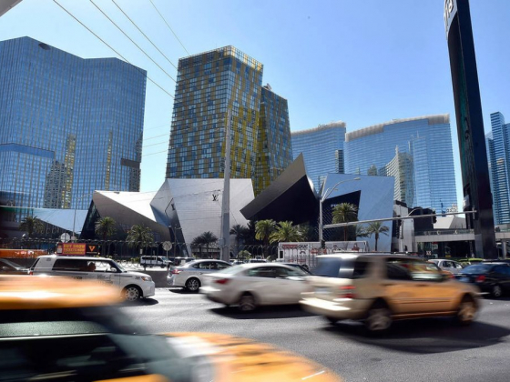Major street project on Las Vegas Strip begins in June
