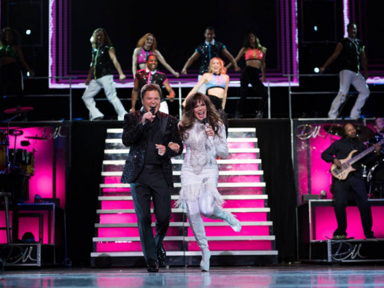 Donny & Marie make it official to end Las Vegas Strip show