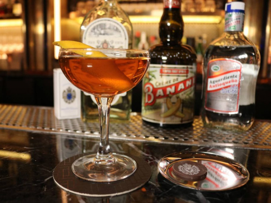 Las Vegas Strip secret menu pairs Manhattans with chocolate