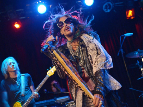 Aerosmith residency leads April's top concerts in Las Vegas