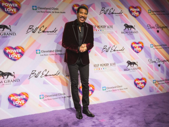 Lionel Richie bringing the party to Wynn Las Vegas