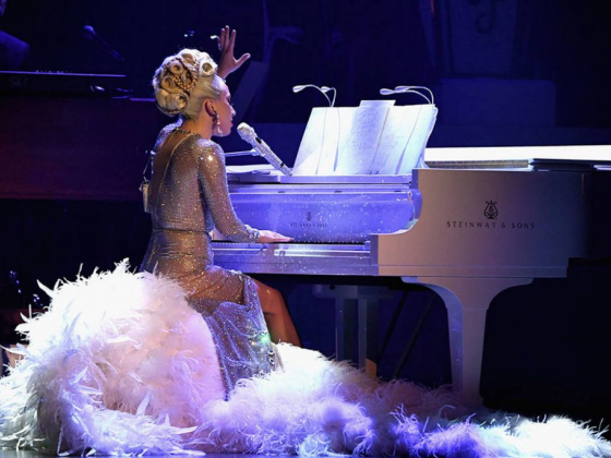 Lady Gaga charity to include Las Vegas school in pilot program