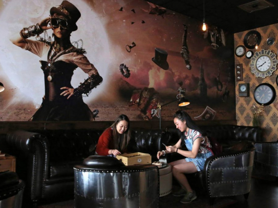 Escape room market robust, growing in Las Vegas