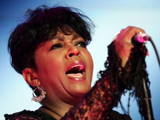 R&B superstar Anita Baker to play 5 shows on Las Vegas Strip