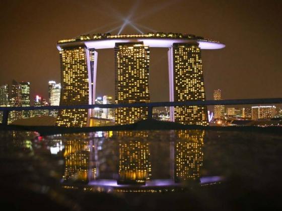 Las Vegas Sands announces $3.3B expansion in Singapore