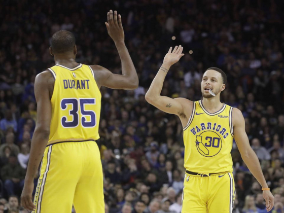 Bettor cashes in on $67K wager to win $670 on Warriors