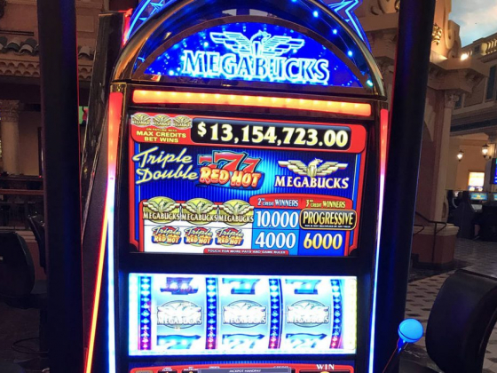 $13M Megabucks jackpot hit at Henderson casino