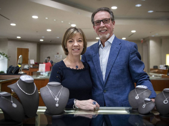 Las Vegas jewelry shop celebrates 80 years in business this week