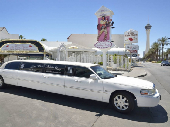 Iconic Las Vegas wedding chapel on the market for $12M