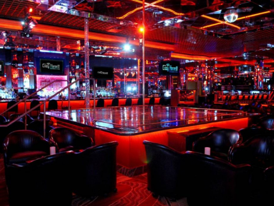 Strip club sees boost from Las Vegas Raiders stadium construction