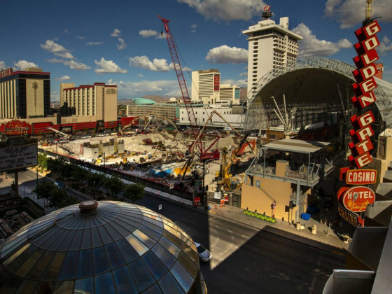 Circa in downtown Las Vegas on pace for 2020 opening