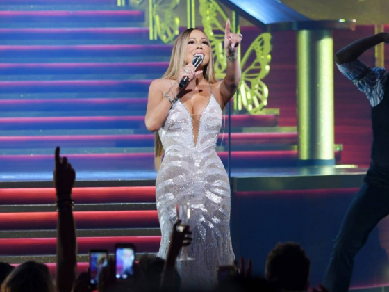 Mariah Carey returns to the Strip for Christmas, Valentine's Day