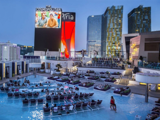 Cosmopolitan releases Dive In Movies schedule on Las Vegas Strip