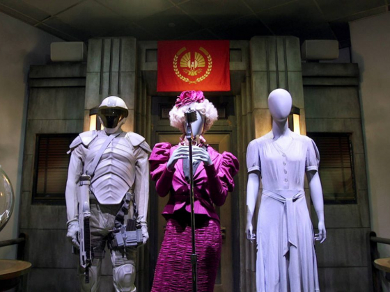 'Hunger Games' interactive exhibit opens on Las Vegas Strip