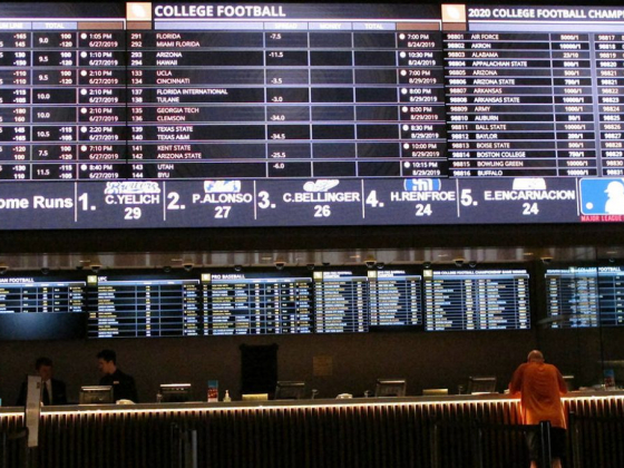 Sports betting legalized in New Hampshire