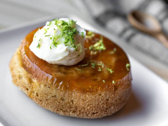 5 places in Las Vegas to savor peachy summer dishes