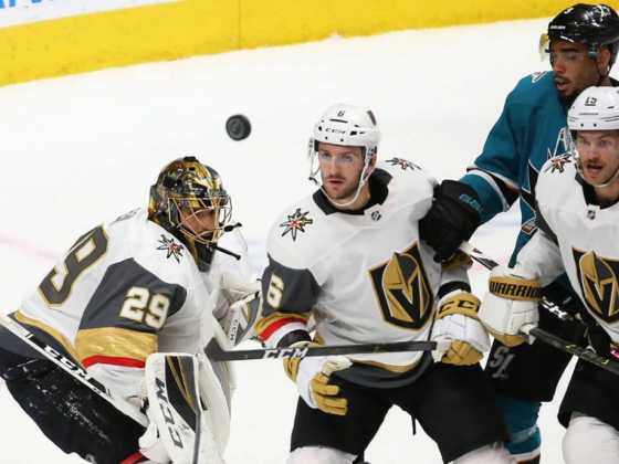 Las Vegas oddsmakers expect Golden Knights to be best in West
