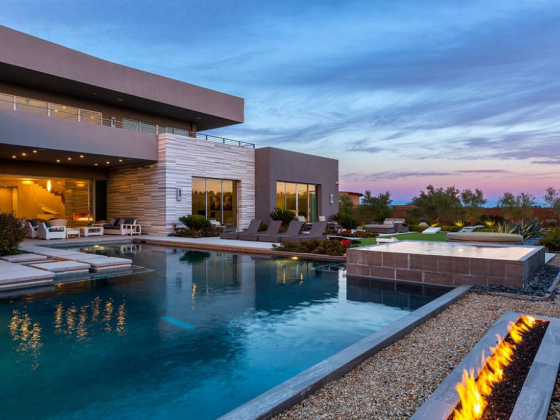 Golden Knights owner Bill Foley lists Las Vegas home for $8.75M - PHOTOS