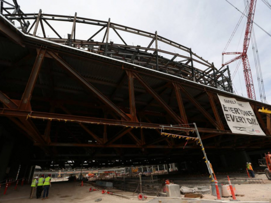 MGM plans tailgating for events at resorts near Las Vegas stadium