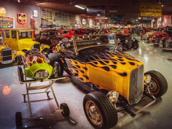 Sixty-five years in the making, Nostalgia Street Rods Museum
