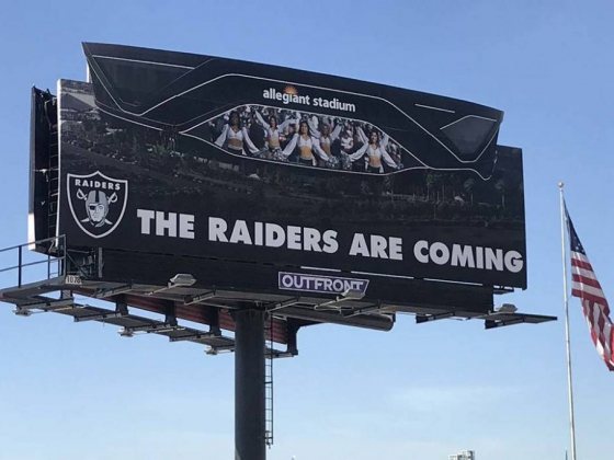 'Allegiant Stadium' official name for Raiders' Las Vegas stadium