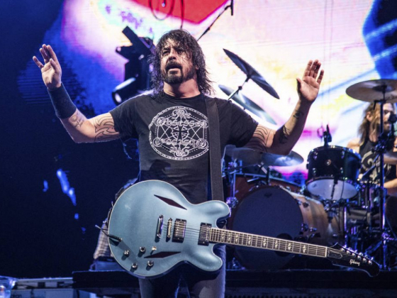 Foo Fighters to headline new Las Vegas music festival