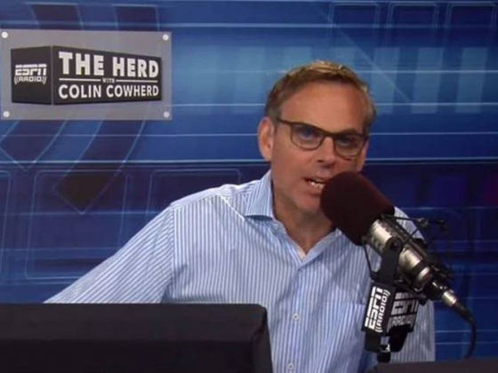Colin Cowherd plans to open restaurants in sportsbooks