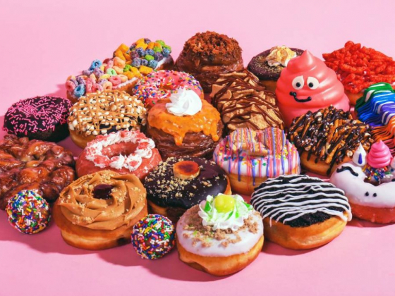 New Pinkbox Doughnuts location in Las Vegas to have grand opening