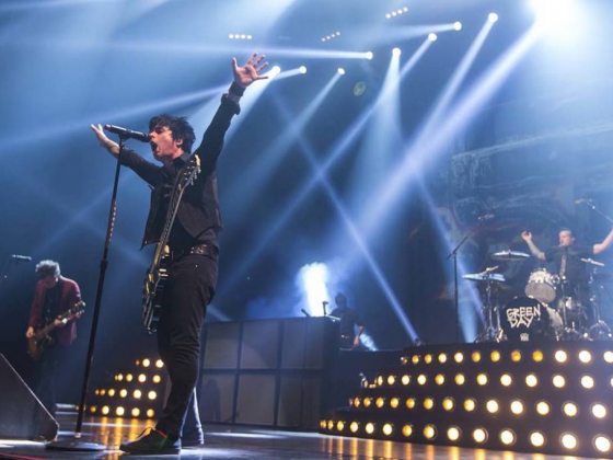 Green Day joins iHeartRadio Music Festival in Las Vegas