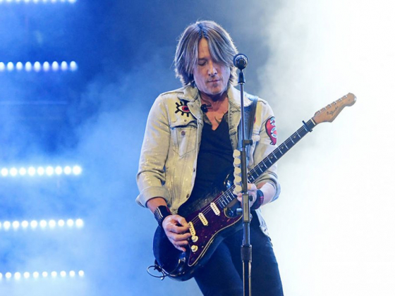 Keith Urban's hint from September leads to a dozen Las Vegas dates